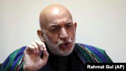 Учасником переговорів із талібами буде колишній президент Афганістану Хамід Карзай