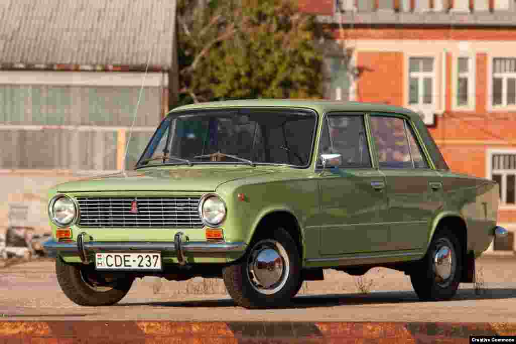 Fiat cut a deal with the Soviet government to set up a manufacturing plant in Tolyatti (so named in 1964 in honor of the Italian communist Palmiro Togliatti). The Zhiguli (aka as its export name, the Lada) was modeled closely on the Fiat, but with thicker steel skin and higher clearance for Russian roads. The iconic car had a production run of nearly 18 years, and Tolyatti -- home of AvtoVAZ, the country's largest automaker, which is today part of the French Groupe-Renault -- remains the center of car manufacturing in Russia.
