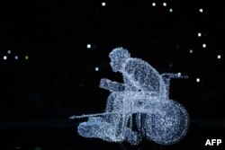 Церемонія відкриття XXІІ зимових Паралімпійських ігор
