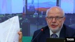 Глава президентского Совета по развитию гражданского общества и правам человека Михаил Федотов.