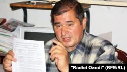 Раҳматуллоҳ Зоиров