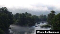 Ušće Unca u reku Unu