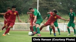 Сборная Абхазии победила сборную Тибета со счетом 3:0