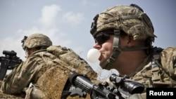 Forcat amerikane në Afganistan