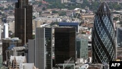 "Londonyň ""City"" atly biznes bölegi"