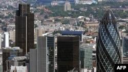 Бизнес-центр британской столицы - Лондон-сити