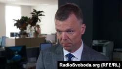 Александр Хуг, перший заступник голови СММ ОБСЄ в Україні у 2014-2018 роках