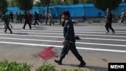 شهر اهواز در ایران در شهریورماه ۹۷ محل وقوع حادثهای تروریستی و مرگبار بود