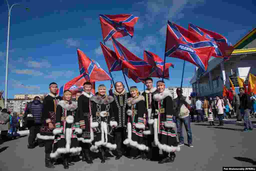 Несмотря на то, что долганы – коренные жители Восточной Сибири, как народ они были официально оформлены лишь в середине ХХ века