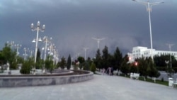 Lebapdaky harasat: Aşgabat '1 sagat öňünden duýdurdy', azyndan 10 adam öldi, ilat Trampa ýüzlenmekçi