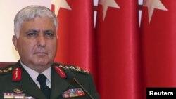 Թուրքիայի ԶՈւ գլխավոր շտաբի պետ Նեջդեթ Օզել, արխիվ