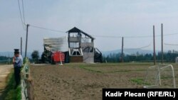 Hostel nakon požara, SRC Ajdinovići