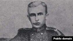 Андрій Потебня – українець, який загинув у бою за вільну Польщу