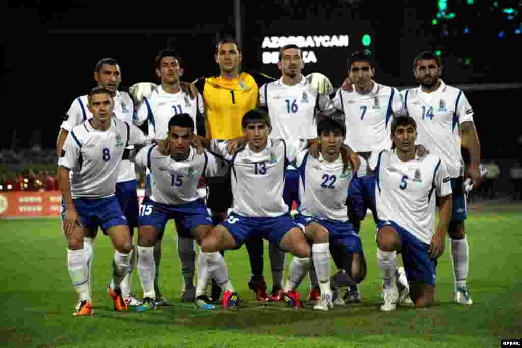 Azərbaycan 1 – 1 Belçika #4