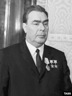Леонід Брежнєв, 1966 рік