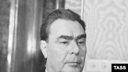 Леонид Брежнев, раҳбари Иттиҳоди Шӯравӣ дар солҳои 1964-1982
