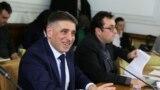 Председателят на комисията по правни въпроси Данаил Кирилов.