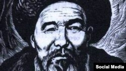 Манасчы Сагынбай Орозбак уулу.