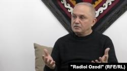 Сарапшы Абумалик Қодиров