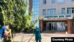 Беморхонаи хусусии Ибни Сино дар Душанбе