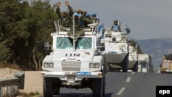 UN trupe u Izraelu