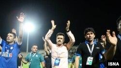 استقلال خوزستان مقابل الجزیره امارات به تساوی یک بر یک رسید.