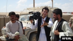 Afghanistan is one of the world's most dangerous places for a journalist to work.