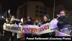 Prosvjed protiv neonacista u Vroclavu, 12. novembar