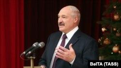 Президент Білорусі Олександр Лукашенко, 28 грудня 2018 року