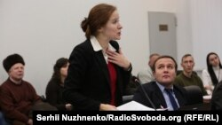 Адвокат Євгенія Закревська