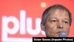Dacian Cioloș, lider PLUS, fost premier tehnocrat, fost comisar european pentru agricultură