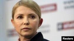 Kandidatja për presidente të Ukrainës, Yulia Tymoshenko