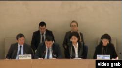 БУУдагы кыргыз делегациясы