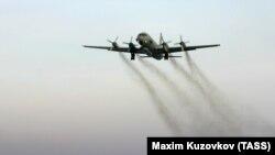 Ruski avion Iljušin-20, fotoarhiv