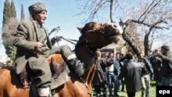 Marneuli şəhərində Novruz bayramı, 21 mart 2006