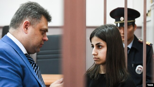Картинки по запросу СК РФ возбудил дело в отношении убитого отца сестер Хачатурян