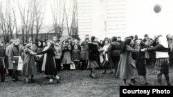 Гуканьне вясны ў Заслаўі, 1982 год.