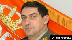 Началникот на Генералшатабот на српската армија, Љубиша Диковиќ