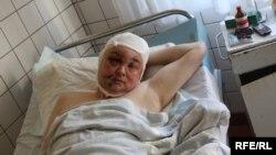 Василь Дем'янів у лікарні, 25 березня