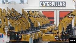 Один из крупнейших европейских заводов корпорации Caterpillar - в Шарлеруа, Бельгия. 4-тысячный персонал сокращается на треть.