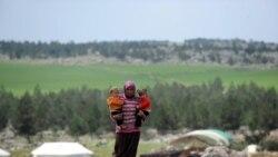 Женщины на войне в Сирии