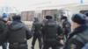 Фото з місця затримання, Москва, Росія, 14 січня 2017 року