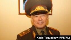 Генерал-майор Айтқали Есенғұлов. Алматы, 26 қыркүйек 2013 жыл.