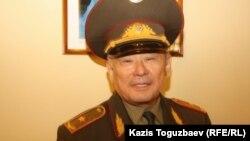 Генерал-майор Айткали Исенгулов, бывший заместитель министра обороны Казахстана. Алматы, 26 сентября 2013 года.