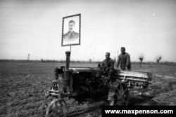 Sovet O'zbekistoni. Maks Penson fotosi