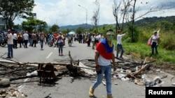 Štrajk, Venecuela