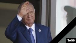 Ўзбекистоннинг собиқ президенти Ислом Каримов.