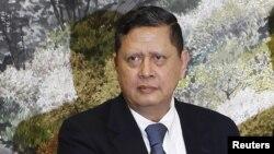 Marzuki Darusman, raportues special i OKB-së për Korenë e Veriut.