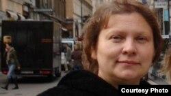 Гражданка России Татьяна Параскевич, фигурант дела Мухтара Аблязова.