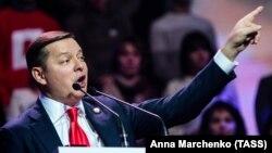 Голова парламентської фракції «Радикальної партії» Олег Ляшко